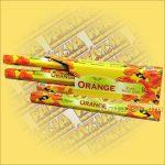 Narancs óriás füstölő