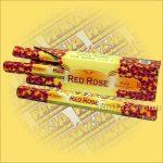 Vörös rózsa óriás füstölő