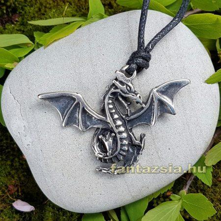 Levegő Sárkány - Kelta Amulett