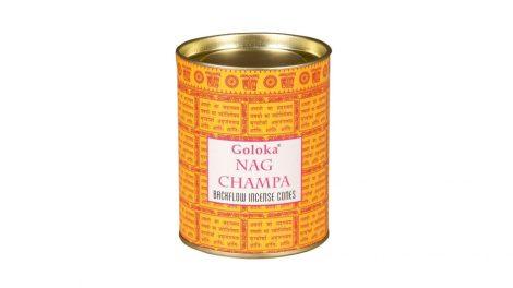 Goloka Nag Champa Back Flow Kúpfüstölők