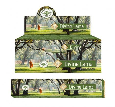 Green Tree-Divine Lama-Isteni Láma Masala Füstölő