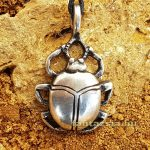 Szkarabeusz - Egyiptomi Amulett