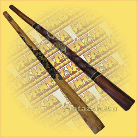 Digeridoo tölcsér alakú