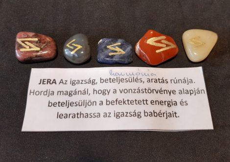 JERA-Rúna talizmán