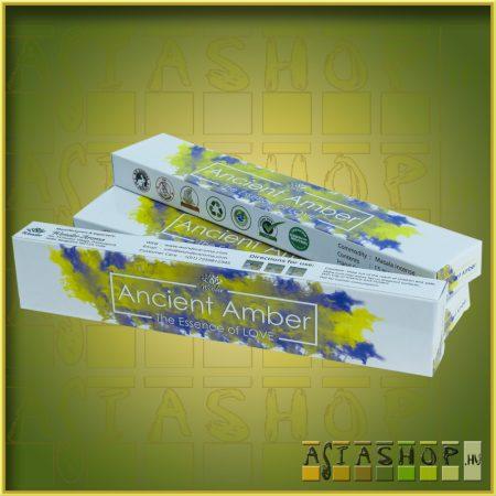 Wonder Aroma Ancient Amber Füstölők