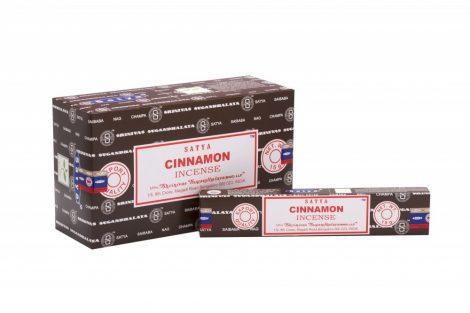 Cinnamon-Fahéj-Satya/Indiai Masala Füstölő