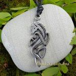 Fehér Ló - Kelta Amulett
