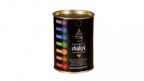 Goloka Chakra  Back Flow Kúpfüstölők (folyékony füst)
