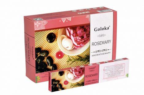 Goloka Aromatherapy Rosemary-Rozmaring masala füstölő