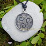 Triskele - Kelta Amulett