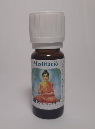 Meditáció Illatkeverék