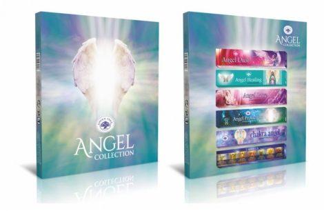 Green Tree-Angel Collection-Angyal Kollekció Masala Füstölő csomag
