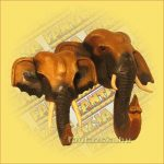 Elefántfej közepes