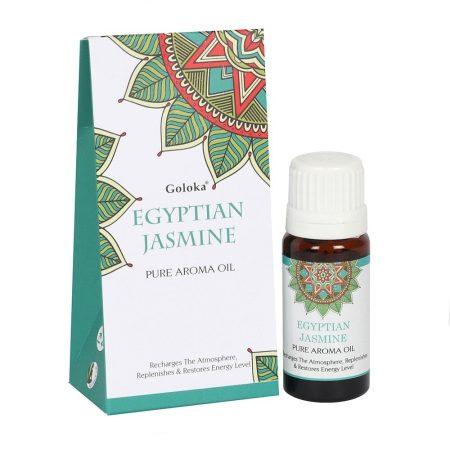 Goloka Egyiptomi Jasmine-Egyiptomi Jázmin aromaolaj