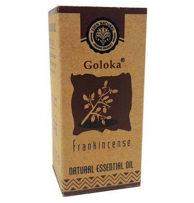 Goloka-Frankincense-Tömjén Esszenciális olaj