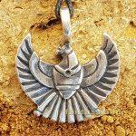 Sólyom - Egyiptomi Amulett