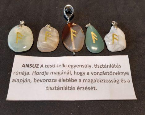 ANSUZ-Rúna medál