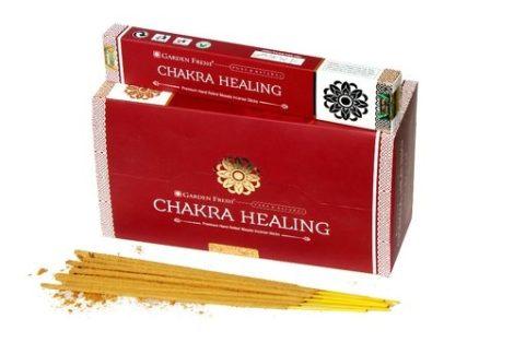 Garden Fresh Chakra Healing-Csakra Gyógyítás Masala Füstölő