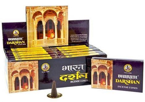 Bharath Darshan kúpfüstölő