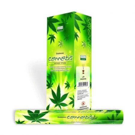 Darshan kollekció-Cannabis indiai füstölő