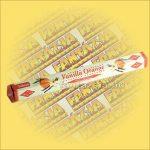 Tulasi Vanilia és Narancs illatú füstölő / Tulasi Vanilla Orange