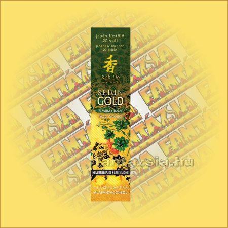 Seiun Gold (Aromás Kelet) Koh Do Japán füstölő
