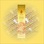 Kyara (Prémium minőségű Aloéfa,Sasfa) Koh Do Japán füstölő