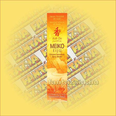 Meiko (Fűszeres Borostyán) Koh Do Japán füstölő