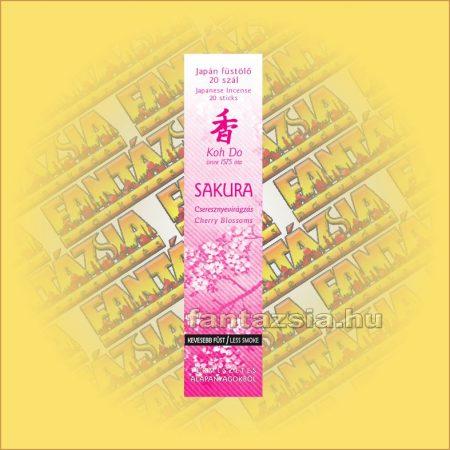 Sakura (Cseresznyevirágzás) Koh Do Japán füstölő
