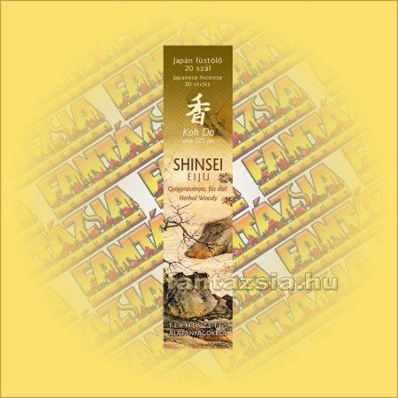 Shinsei (Gyógynövényes Szantál)Koh Do Japán füstölő