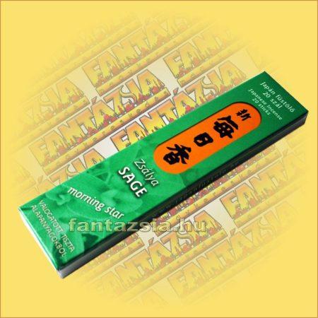 Sage (Zsalya) Morning Star Japán füstölő