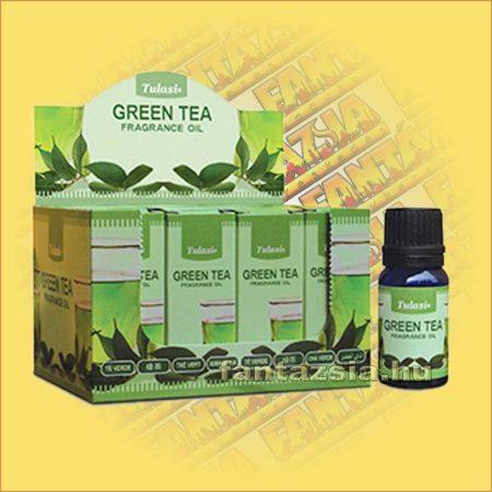 Zöld Tea Illatos Olaj (Tulasi)