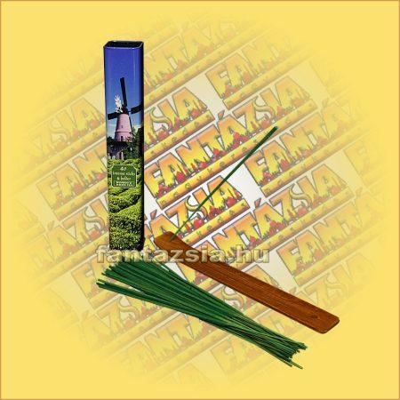 Kínai Füstölő-Bambusz és Fehér Tea  / Bamboo & White Tea Chinese Incense /
