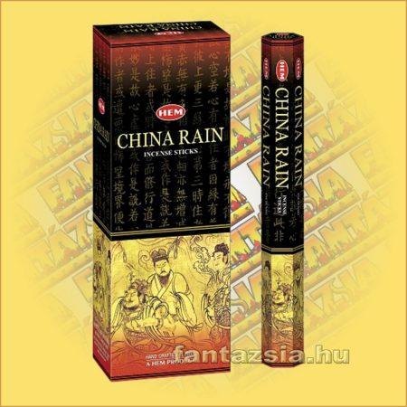 HEM Kínai Eső indiai füstölő /HEM China Rain/