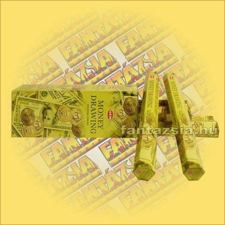 HEM Pénztvonzó indiai füstölő /HEM Money Drawing/