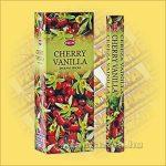 HEM Cseresznye Vanília illatú indiai füstölő /HEM Cherry Vanilla/