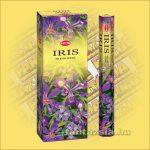 HEM Írisz illatú indiai füstölő /HEM Iris/