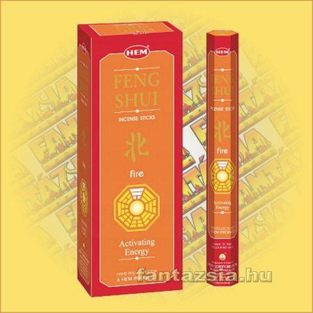 HEM Feng Shui Tűz indiai füstölő /HEM Feng Shui Fire/