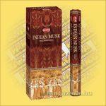 HEM Indiai Pézsma indiai füstölő /HEM Indian Musk/