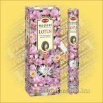 HEM Lótusz illatú indiai füstölő /HEM Precious Lotus/