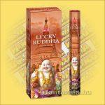 HEM Szerencsehozó Buddha indiai füstölő /HEM Lucky Buddha/