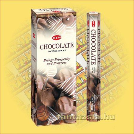 HEM Csokoládé illatú indiai füstölő /HEM Chocolate/