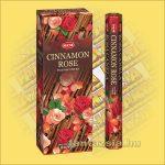 HEM Fahéj Rózsa illatú indiai füstölő /HEM Cinnamon Rose/