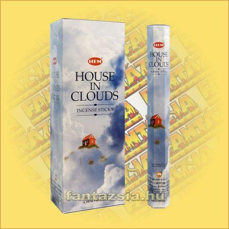 HEM Ház a Felhők Felett indiai füstölő /HEM House In Clouds/
