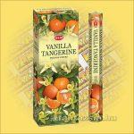HEM Vanília Mandarin illatú indiai füstölő /HEM Vanilla Tangerine/