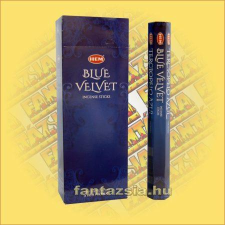 HEM Kék Bársony indiai füstölő /HEM Blue Velvet/