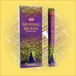 HEM Szantál Királynő indiai füstölő /HEM Sandal Queen/