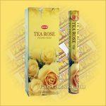 HEM Tearózsa illatú indiai füstölő /HEM Tea Rose/