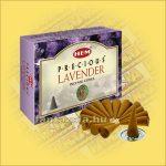 Levendula Illatú Kúpfüstölő / HEM Precious Lavender