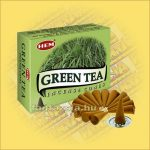 Zöld Tea Illatú Kúpfüstölő / HEM Green Tea